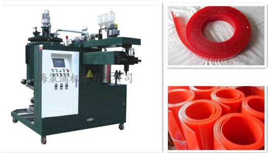 Polyurethane Casting Machine for Sealing strip
