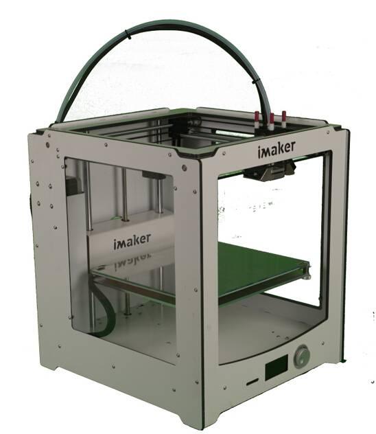 Rapid Prototyping 3D Printer