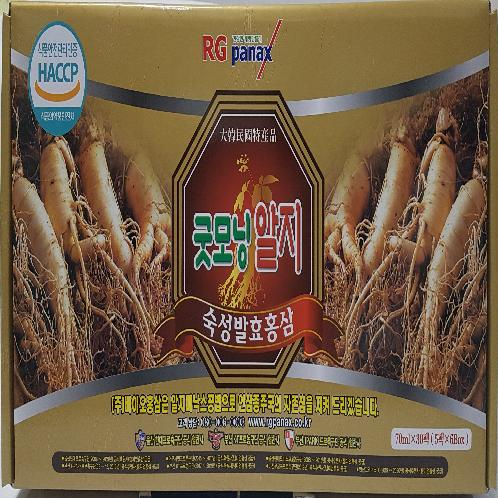 Good Morning RG (Red Ginseng Extract)