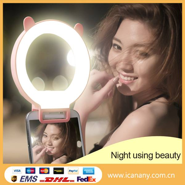 Ring led light photography ring light Led circle selfie flash