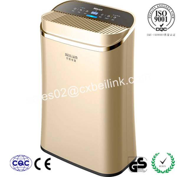 Air purifier with HEPA filter from CIXI BEILIAN