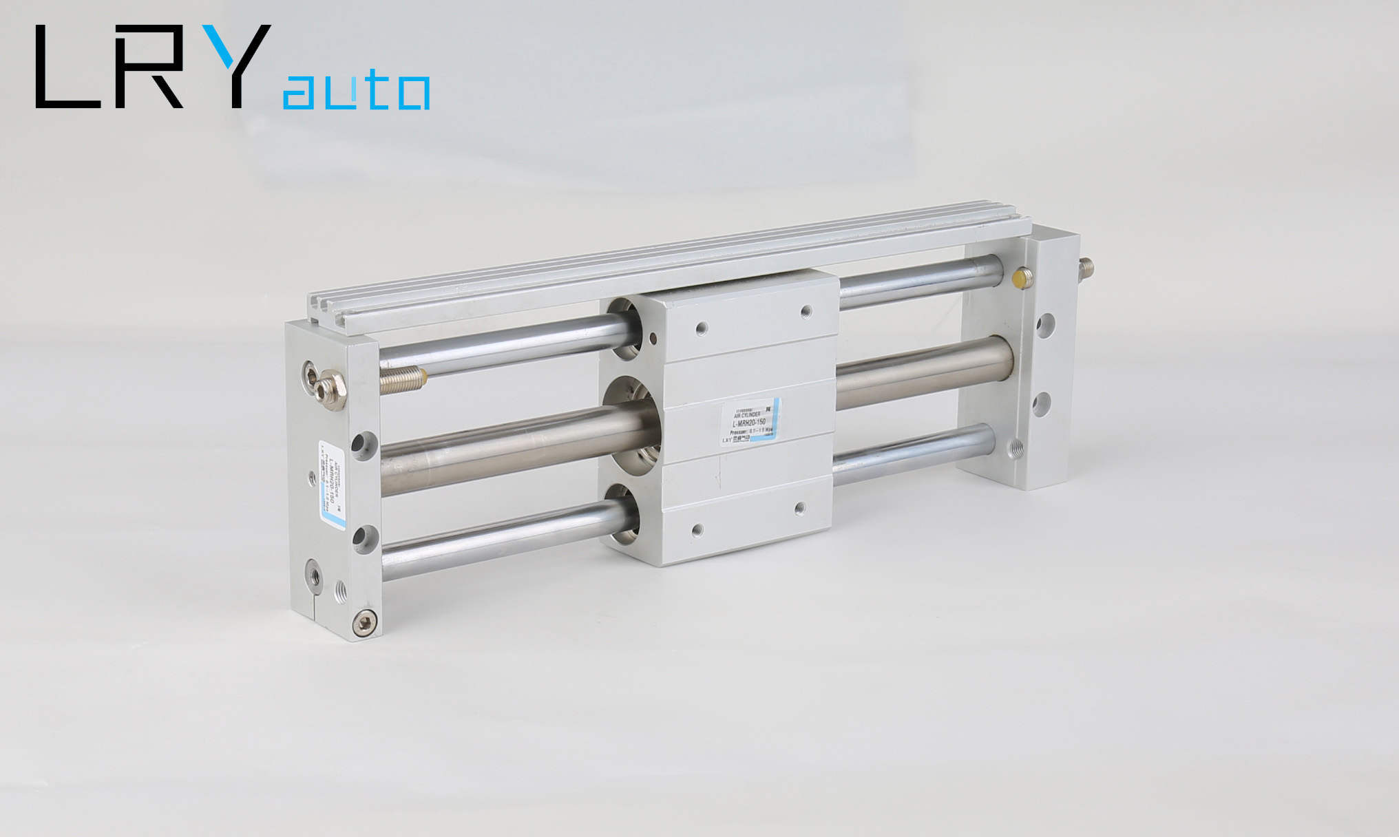 SMC Type Magnetically Coupled Rodless Pneumatic Air Cylinder (CY1L)
