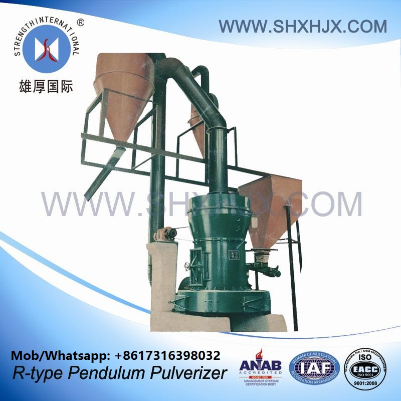 R-type Pendulum Pulverizer Mineral Grinding Mill