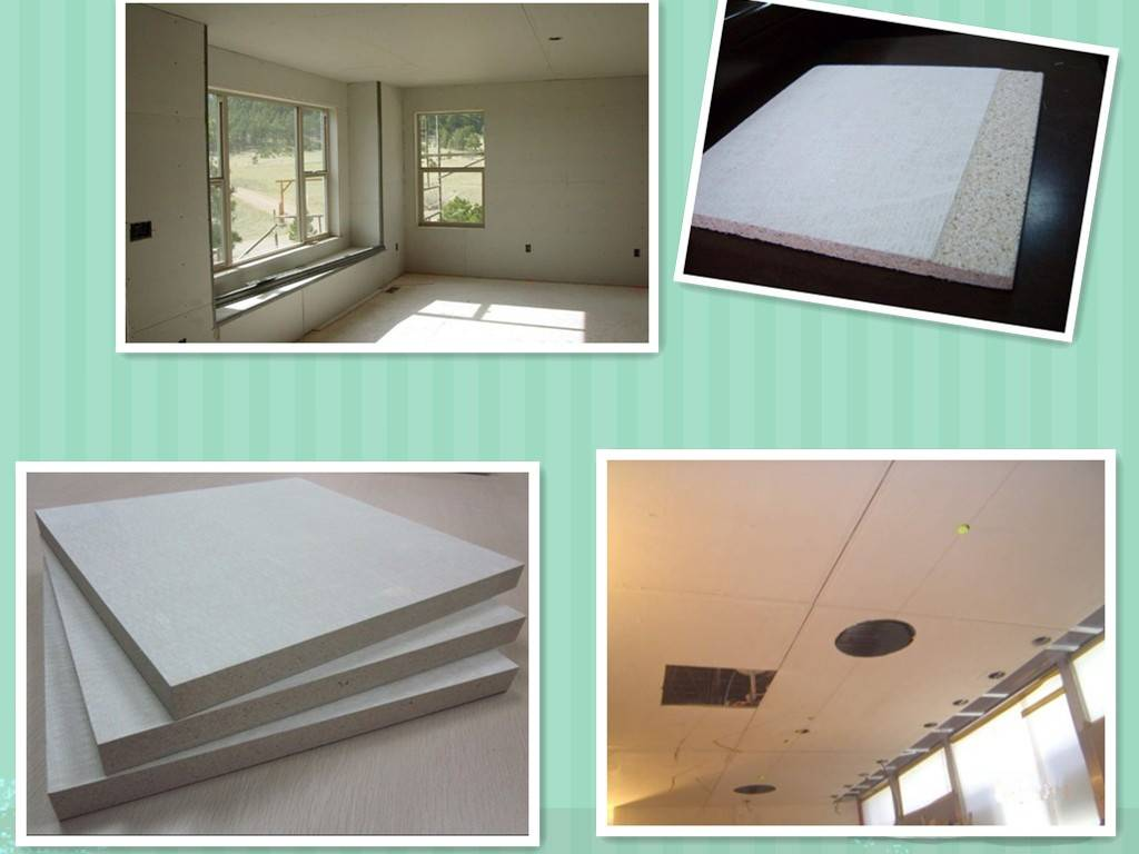 magnesium board for wall panel