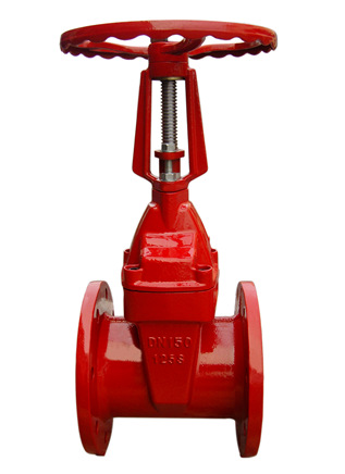 UL/FM Approved gate valve AWWA C509/C515