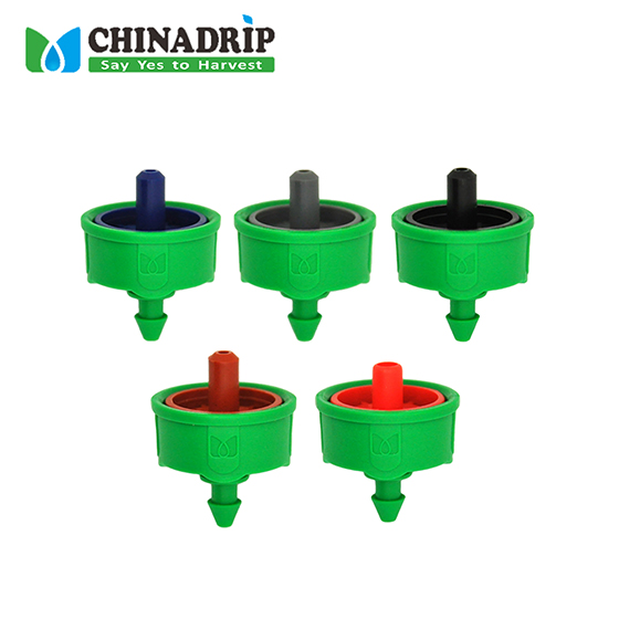 Drip Irrigation PC Dripper for Agriculture Irrigation Riego Por Gotao
