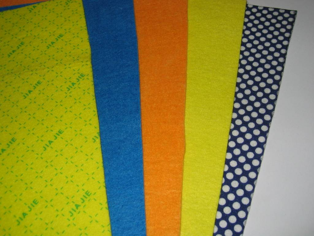needle punch non woven fabric
