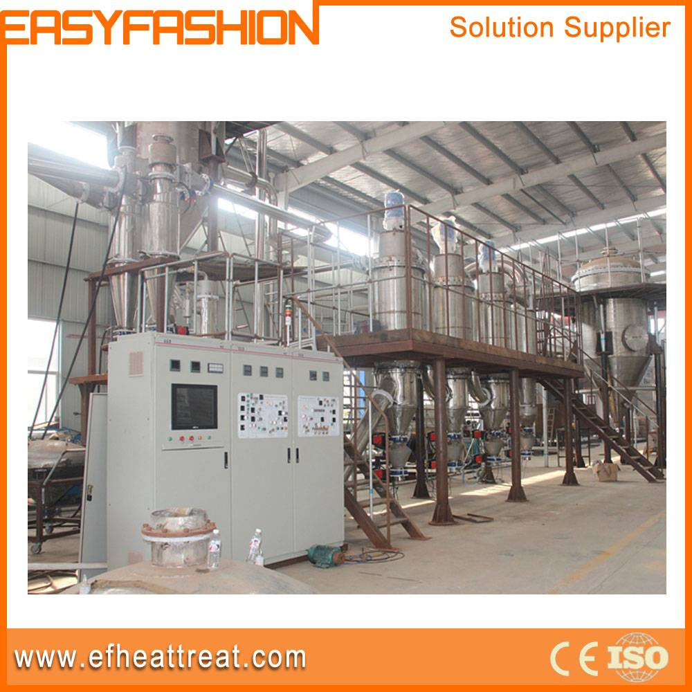 Metal Powder Atomization Manufacturing Equipment made in china with low price and hight quality