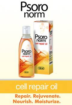 Psoronorm cell repair oil