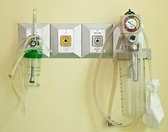 Medical Gas Central Distribution System