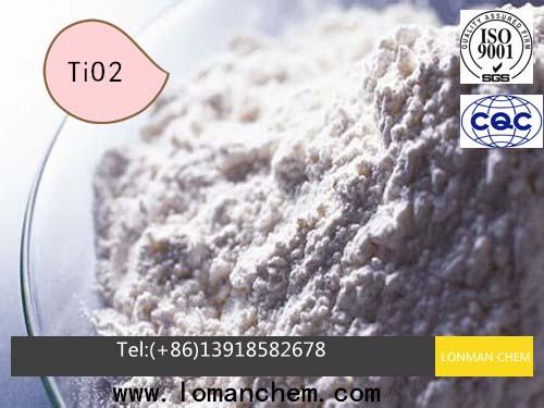 China Factory High Purity 98%min Rutile Titanium Dioxide, Titanium Dioxide