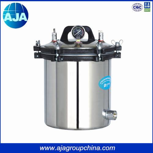 Electric & LPG Heating Portable Autoclave