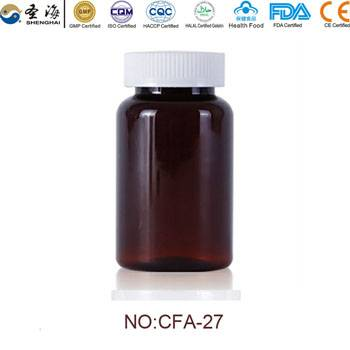 200ml Pharmaceutical Use Empty PET Bottle for Capsules