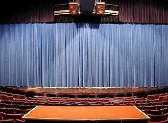 AE7200 Motorised Curtain Stage System