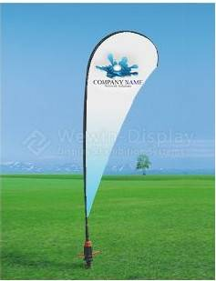 Alminium Wind Banners