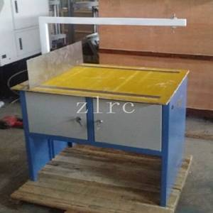 Benzene plate cutting machine