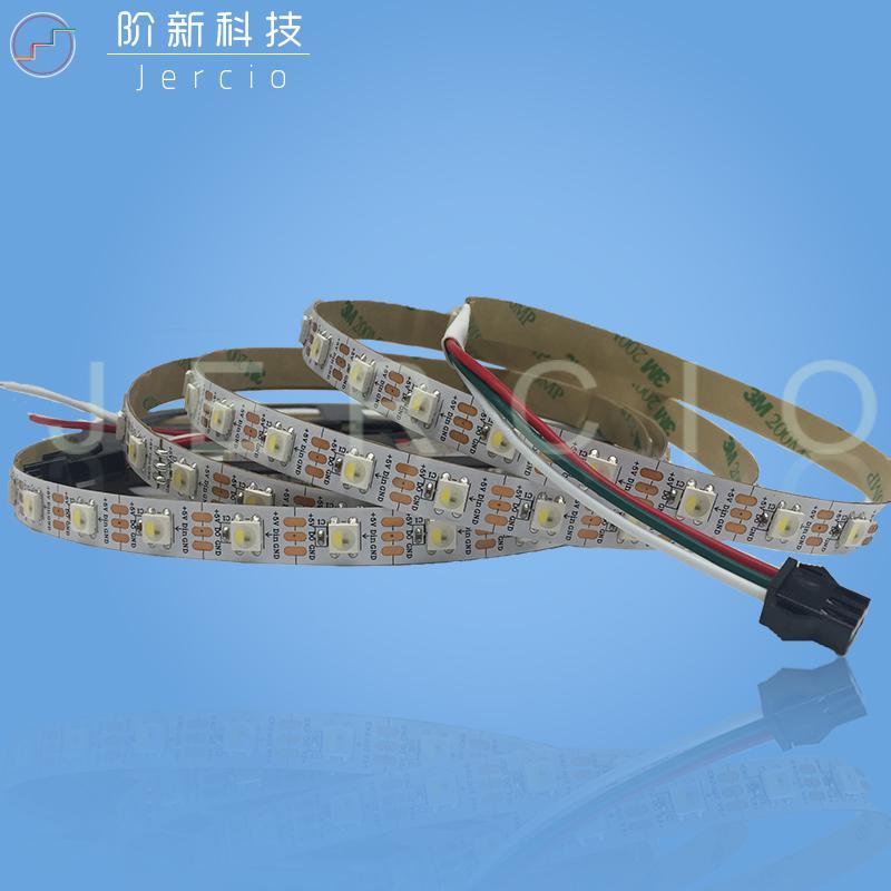 Jercio Flexible LED strip XT1511-W 60L-60LED, it can replace WS2812