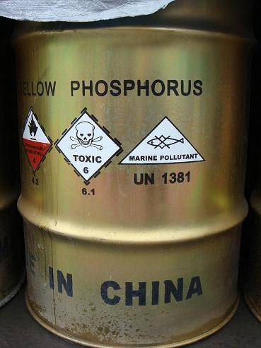 Yellow phosphrous