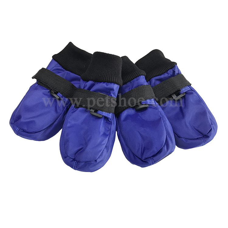 Waterproof Dog Protective Boots for Winter