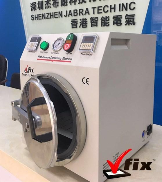 vFix bubble remover machine mobile phone repairing machine