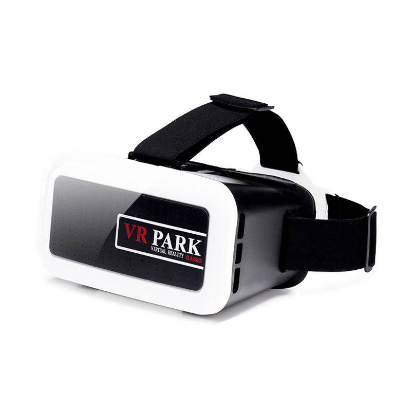 VR BOX Park 3D Glasses Cardboard Vitual Reality Headset for samsung iphone 5 6s