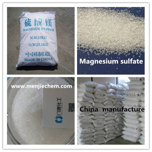 magnesium sulphate Heptahydrate 99.5%
