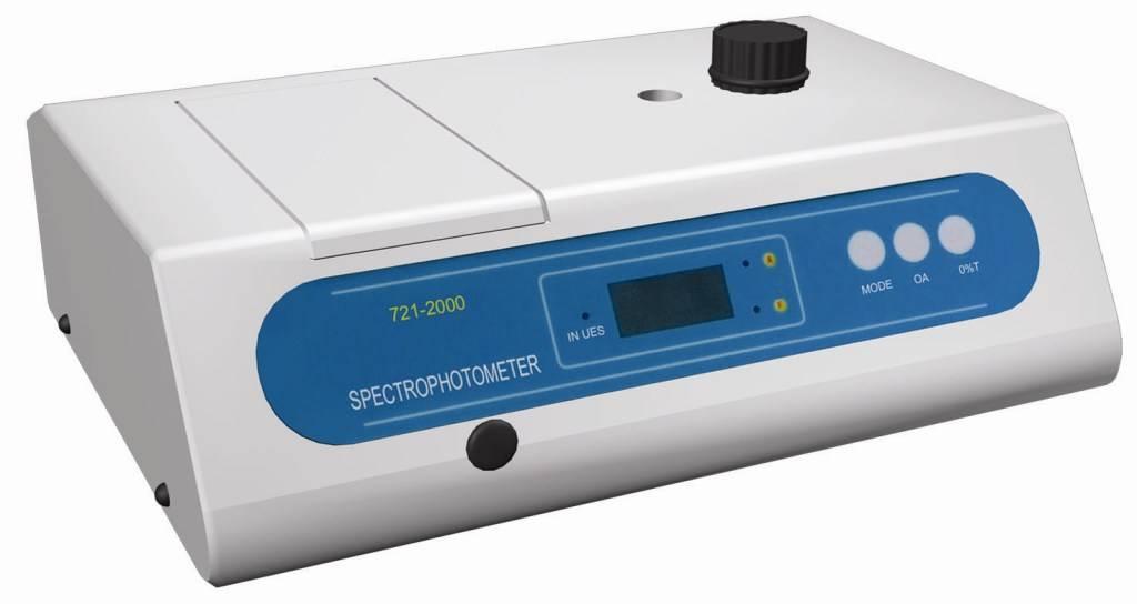 721-2000 Spectrophotometer