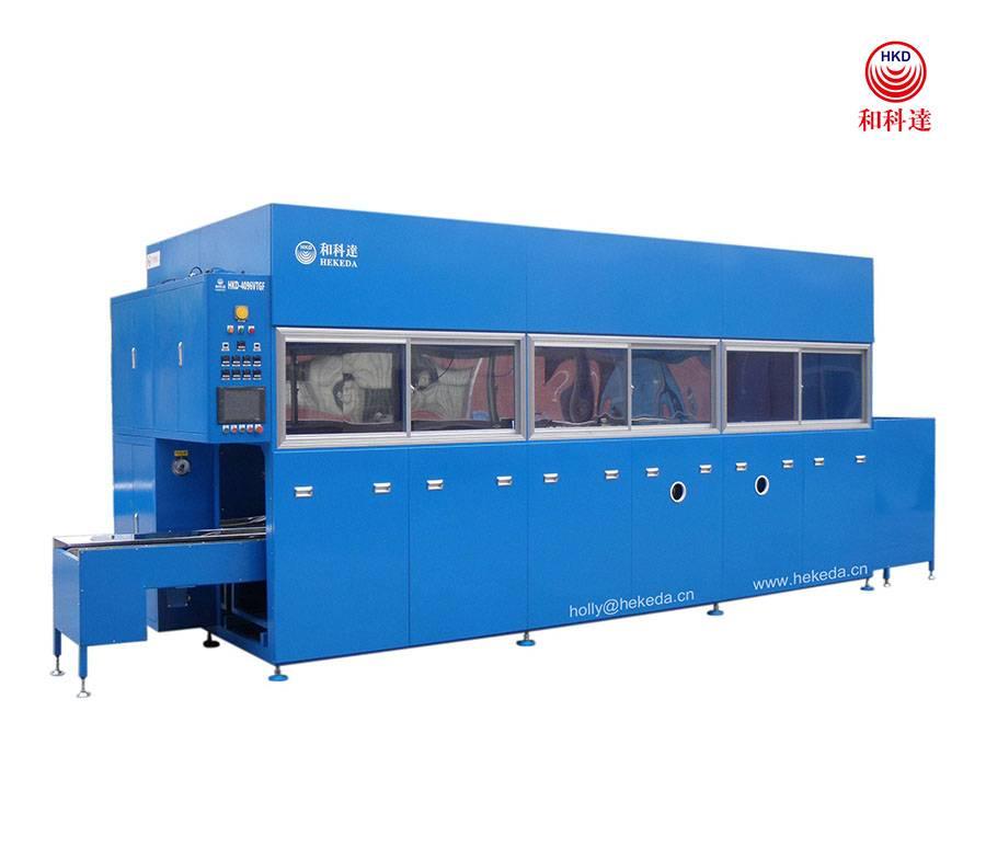 hydrocarbon car parts washing machine