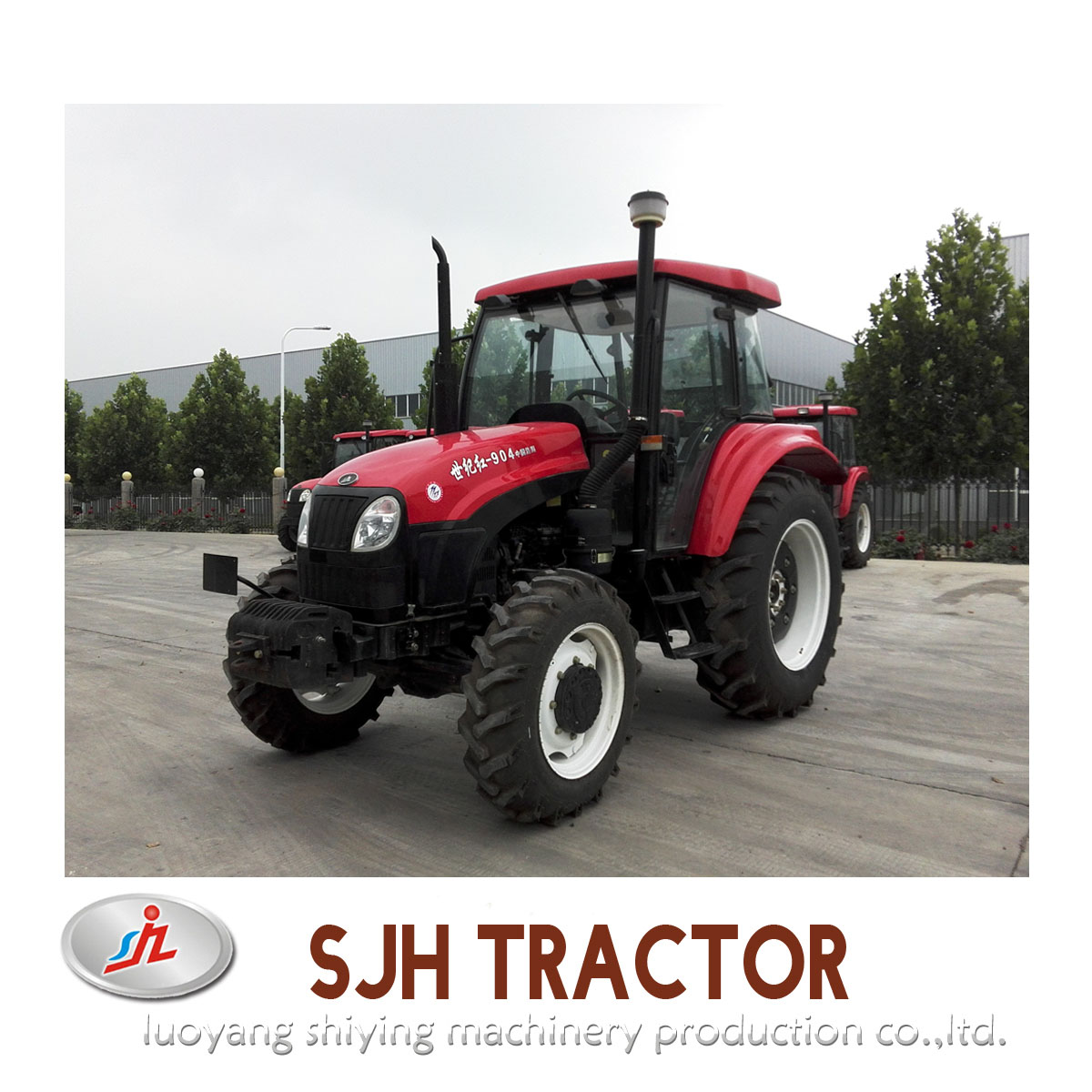 SJH904 Farm Tractor for Sale/Agricultural Tractor/Farm Track Tractor