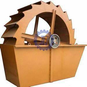 Bucket wheel sand washing machine/Sand washer
