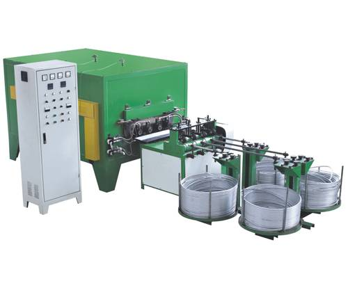 China high speed pure zinc wire making machinery