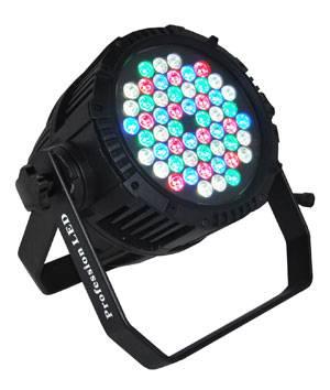 led wash light,led spotlight,54 RGBW Waterproof LED Light (PHN040)