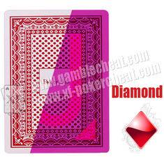 Poker Cheat Paper Invisible Playing Cards Red Apply To Poker Club