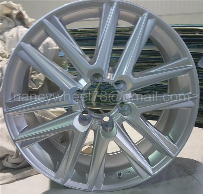 Car alloy wheel toyota lexus wheel rim