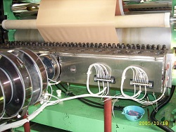 ABS/PP/PS/PC Sheet Manufacturing Extruder