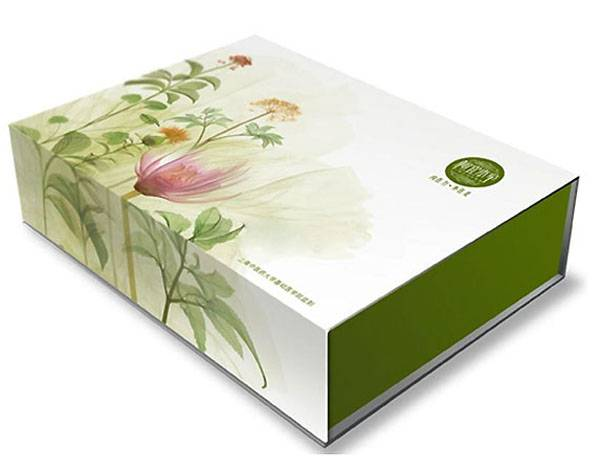 custom-made high quality cosmetic package box