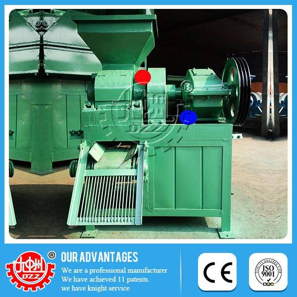 Superior quality Best performance iron ore briquette machinery