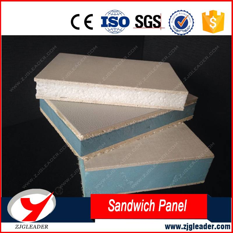 SIP EPS/XPS MGO Sandwich Panels