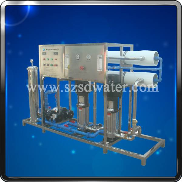 RO drinking water treatment system,RO-1000J(1000L/H)