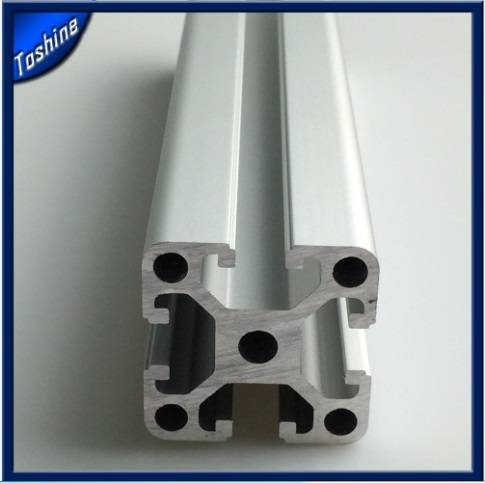 Aluminum Extrusion Section extruded aluminum framing
