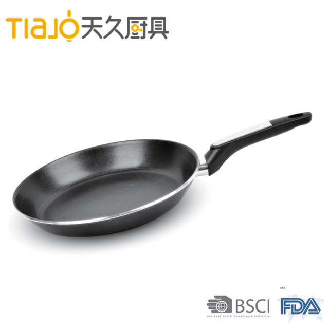 Good quality Aluminum Non-stick Frypan for home and camping