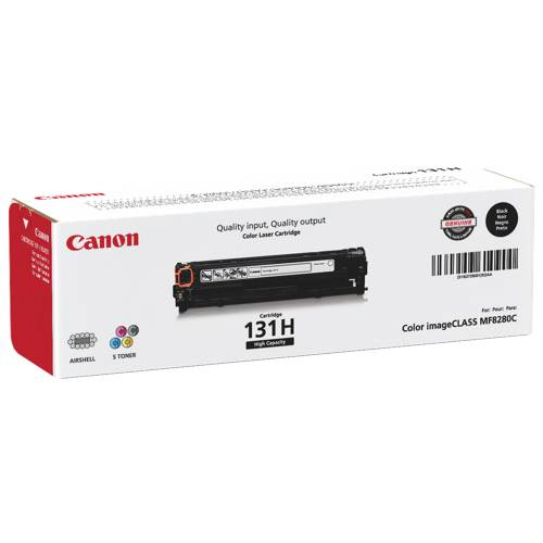 Original Canon 131 Black Toner cartridge