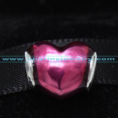Fits Pandora Bracelet 2016 Valentine Collection In My Heart Charm