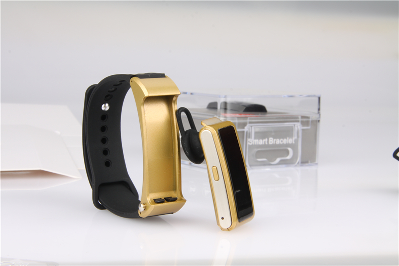 F07 Bluetooth headset smart bracelet