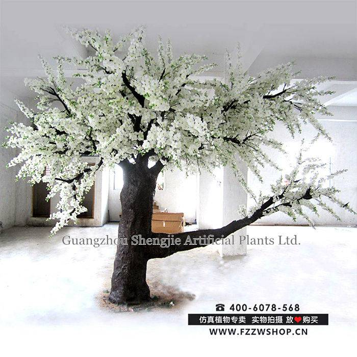 Artificial peach tree(for charming decoration)