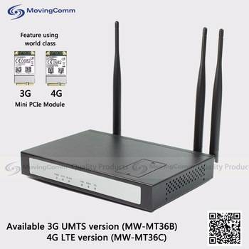 2.4G 300Mpbs Wireless Car WiFi Router