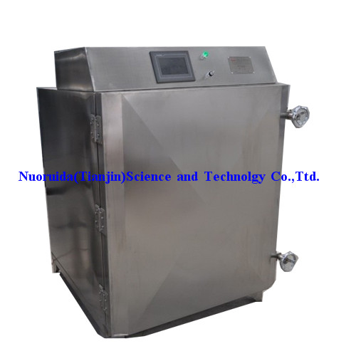 stainless steel cryogenic freezing equipment