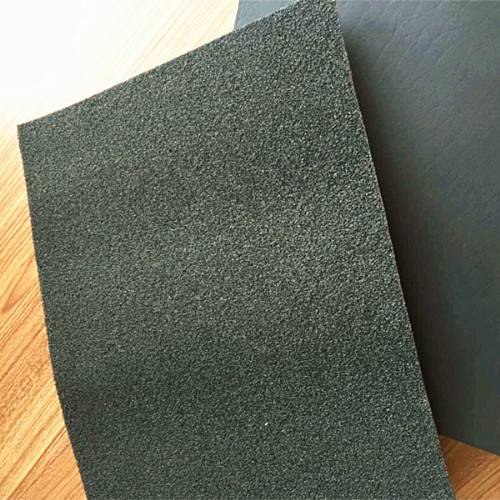Open Cell NBR PVC or EPDM Foam for Insulation