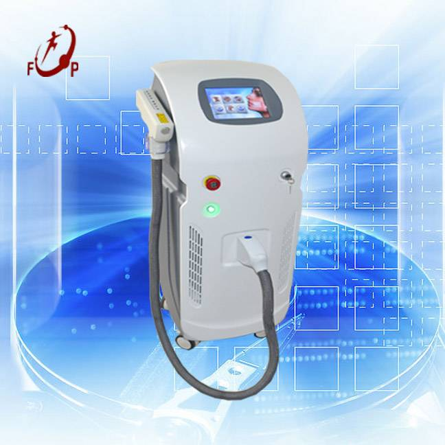 Wholesale  ABS Shell  Steell Frame Structure Q Switch Black Carbon Laser Tattoo Removal Machine