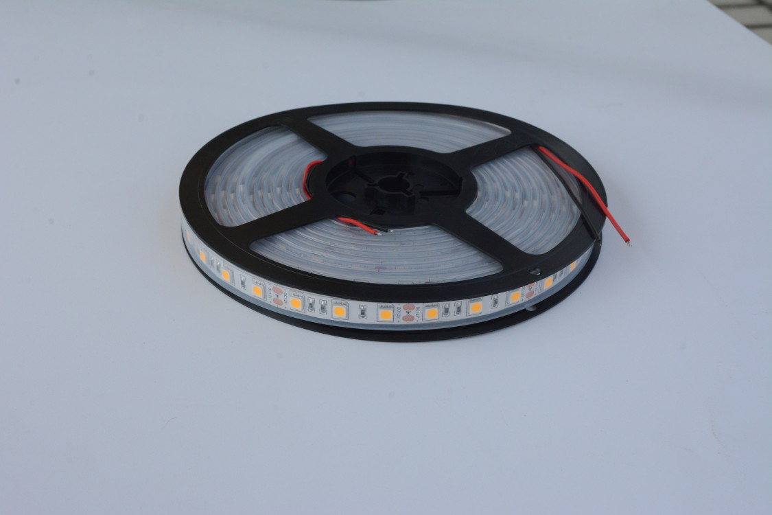 5050smd Waterproof Ip68 Warm White Led Strip